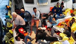 bootvluchtelingen-libie-italie