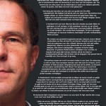 Mark Rutte's advertentie aan alle Nederlanders