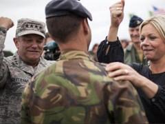 Un cor sota el cinturó per a tots els soldats holandesos en missió