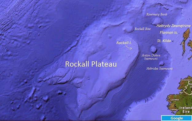 rockall plateau