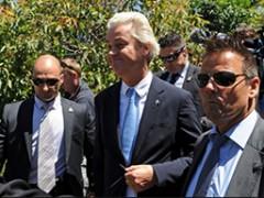 სამსახურის დაცვა და დაცვა (DBB) Geert Wilders- ის გარშემო დასაქმებულების აქცია ფარსი აღმოჩნდება