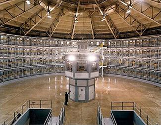 panopticon-koepel-gevangenis