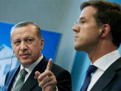 O le uiga o le anti-Turkey uiga o Netherlands ma Siamani o le eleele e tupuga mai ai manaoga o le Ottoman