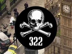 Terreuraanslag Londen 322 (22 maart): Westminster Bridge was recent dicht voor filmopnames