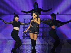 Ariana Granda koncerto Manchester estas probable suicidata atako