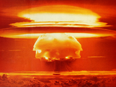 ภัยคุกคามนิวเคลียร์ของเกาหลีเหนือกับภัยคุกคามที่ยิ่งใหญ่ที่สุดต่อมนุษยชาติ