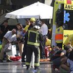 De aanslag in Barcelona: zelfde script, gevonden paspoort en emo-building