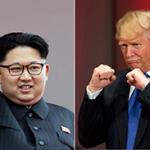 Воената реторика меѓу Америка и Северна Кореја