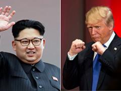 Ang retorika ng digmaan sa pagitan ng Amerika at Hilagang Korea