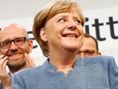Angela Merkel, Mark Rutte en het getal 33, tijd voor koffiedik kijken