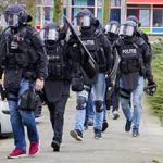 MEDEDELING Martin Vrijland door arrestatieteam van zijn bed gelicht