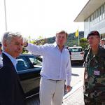 Kimbunga hufanya maajabu: Sint Maarten, ufalme wa Uholanzi, Venezuela na Royal Dutch Shell