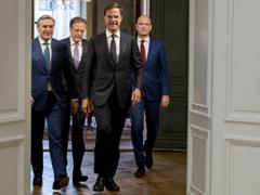 Kabineti i ri Rutte III: Rrëmbimi dhe vjedhja është pra më shumë policë në rrugët e shtetit