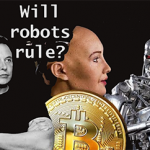 What does Bitcoin have to do with 'the singularity' and amalgamation with AI?