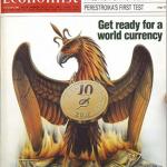Wordt 2018 het jaar van de introductie van de wereldmunt SDR gelinkt aan crypto currency?