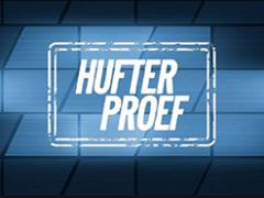 Ang programa ng Hufterproof na tv ay nakalimutan na banggitin na ang mga bystanders ay mga aktor din