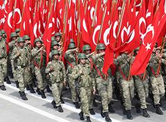 Турската инвазия в Сирия: членът на НАТО се бори срещу бунтовниците, подкрепяни от член на НАТО