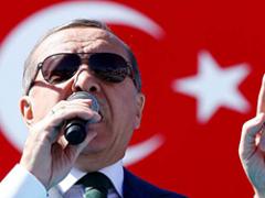 Erdogan vraagt VS of ze ooit een 'Ottomaanse klap hebben gehad'