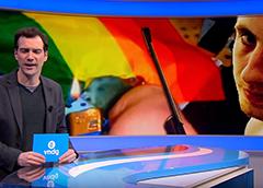 гей элине чабуул жасаган келген гей-жек Nazi окуя кантип ишенүүгө болот?