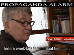 Belastinggeld naar het Europese George Orwell Ministerie van Waarheid via NOS journaal propaganda