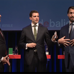 The soap of the electoral debate in municipal elections in the Bar: Thierry Baudet and the other actors on the steam