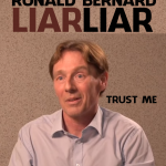 The Ronald Bernard debacle and what it was all about