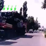 Видео доказ да су ЈИТ МХКСНУМКС видео снимци БУК Телара направљени за ваздушну катастрофу: Беллингцат пада кроз корпу
