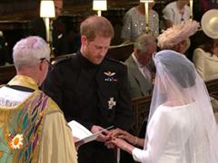 O le faaipoipoga a Prince Harry ma Meghan Markle: faʻafefea ona e faʻamalolo i le tino?